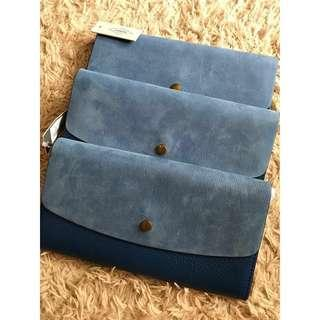 Fossil Wallet haven flap
