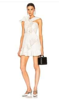 Self portrait white dress