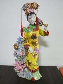 China doll ceramics