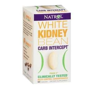 🚚 Natrol Phase 2 Carb Intercept White Kidney Bean Extract