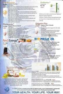 USANA Health products at Distributor price