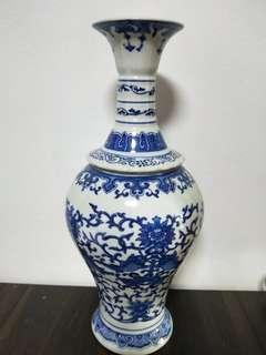 Vase 35cm height