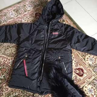 Women Plus Size Winter Jacket