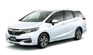 Honda Shuttle 1.5G Hybrid