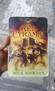 Rick Riordan's The Red Pyramid