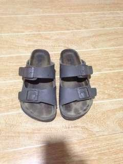 Florsheim slippers (Birkenstock style)