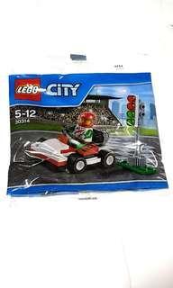 Lego City 30314 Go-Kart Racer new sealed