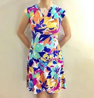 Brand new with tags Ralph lauren summer dress ( floral )