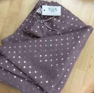Tatty Marsh star print scarf