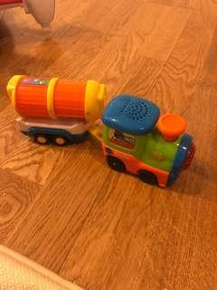 VTech motorized train