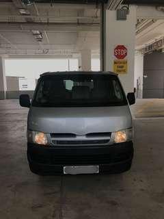 Toyota Hiace 3.0L