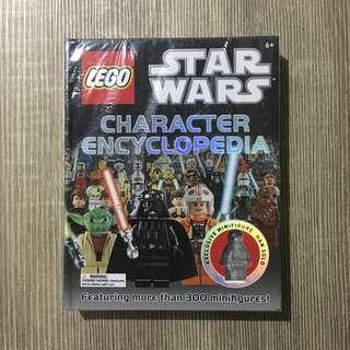 Star Wars LEGO Character Encyclopedia
