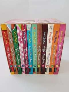Complete Malory Towers Collection by Enid Blyton