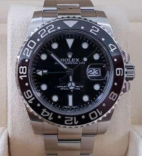 Rolex Gmt master II 116710 LV