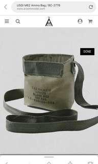 USGI M62 Ammo Bag vintage 彈藥包