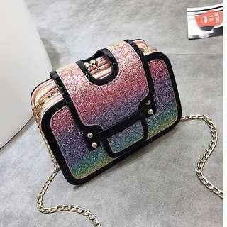 BN Rainbow Mini Slingbag