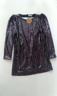 Fashion nova Sparkling,New year eve dress/Original price3 k