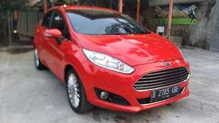 Fordfiesta S 2013 At  New