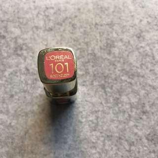 L'Oréal lip gloss 101 loreal