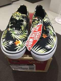 Vans Summer Floral Sneaker