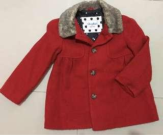 Cherokee Jacket/Coat for Girls 4t (3-5years old)