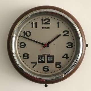 Antique Big Clock