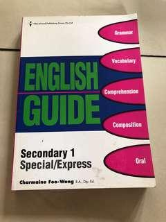 English guide secondary 1