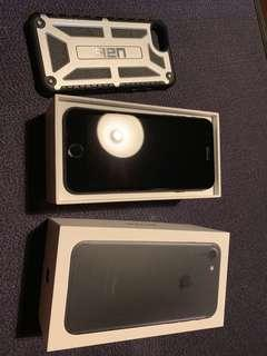 Iphone7 Matt Black 128gb