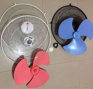 Electric Fan parts only