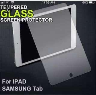 🚚 [instock] Tablet IPad screen protector