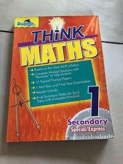 Maths secondary 1