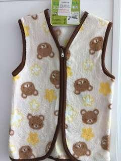 Elfin Doll thermal vest for 3mon-3 yrs old