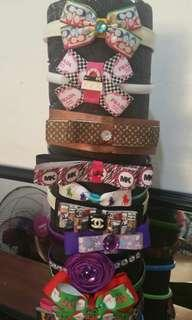 Headbands and hairbows for kids
