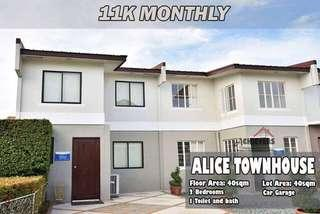 Alice Townhouse RFO UNIT AVAIL