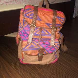 Mossimo Aztec Backpack