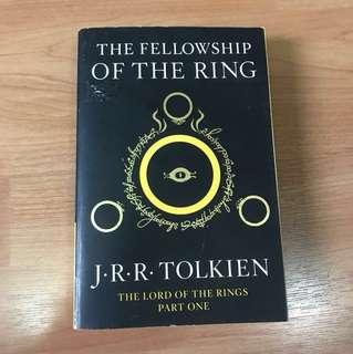 The Fellowship of the Ring by J.R.R Tolkien