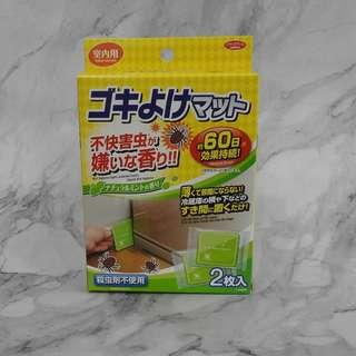Amedia日本製驅蟑螂曱甴香薰薄片