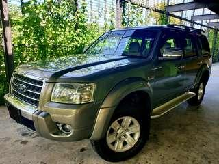 FORD Everest 3.0 TDCI (A)
