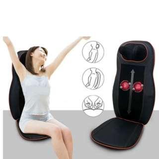 Kursi Pijat Neck & Back Massager Kneading Shiatsu vip shiatsu cushion massager
