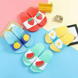Sandal slip on import anak/dewasa