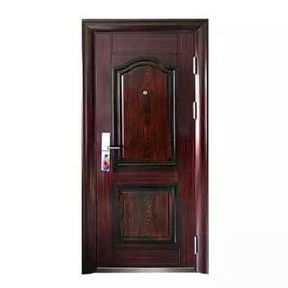 full security door with frame wont rust complete with lock