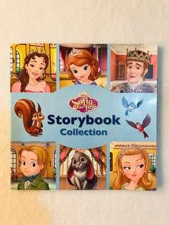 Preloved Sofia the first story book collection