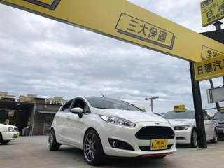 2015 FIESTA 1.0 turbo 暴力登場
