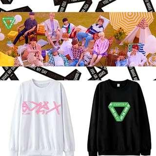 SEVENTEEN 'YOU MAKE MY DAY' PULLOVER