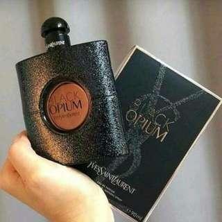 Ysl black opium 90ml Ori singapore