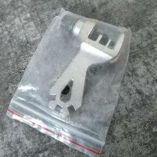 New instock wrench tuner cum chain cutter