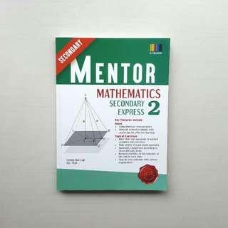 🚚 Sec 2 math mentor