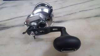 Shimano OJ 1501PG Reel (lefty)