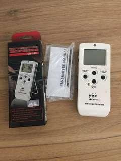 Multifunction digital metronome EM988