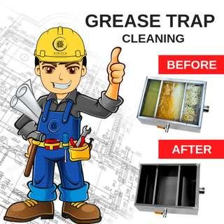 Grease Trap Cleaning (Condo Grease Trap)